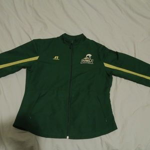 Russell Norfolk State Spartans Volleyball Jacket
